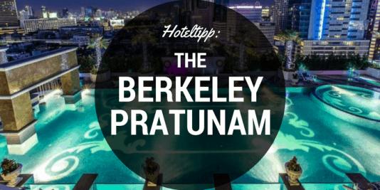 Berkeley Pratunam Bangkok