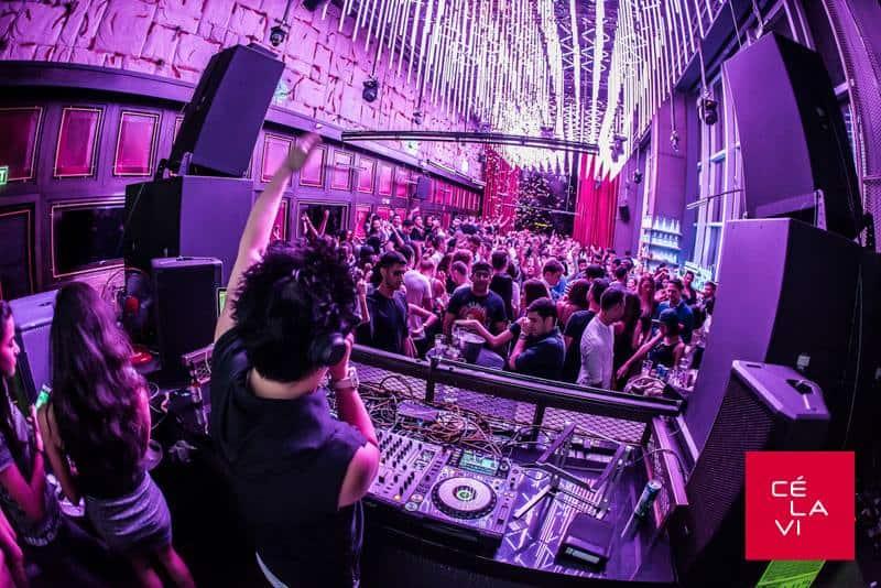 Nachtleben in Bangkok (Silom) - Ce La Vi Club