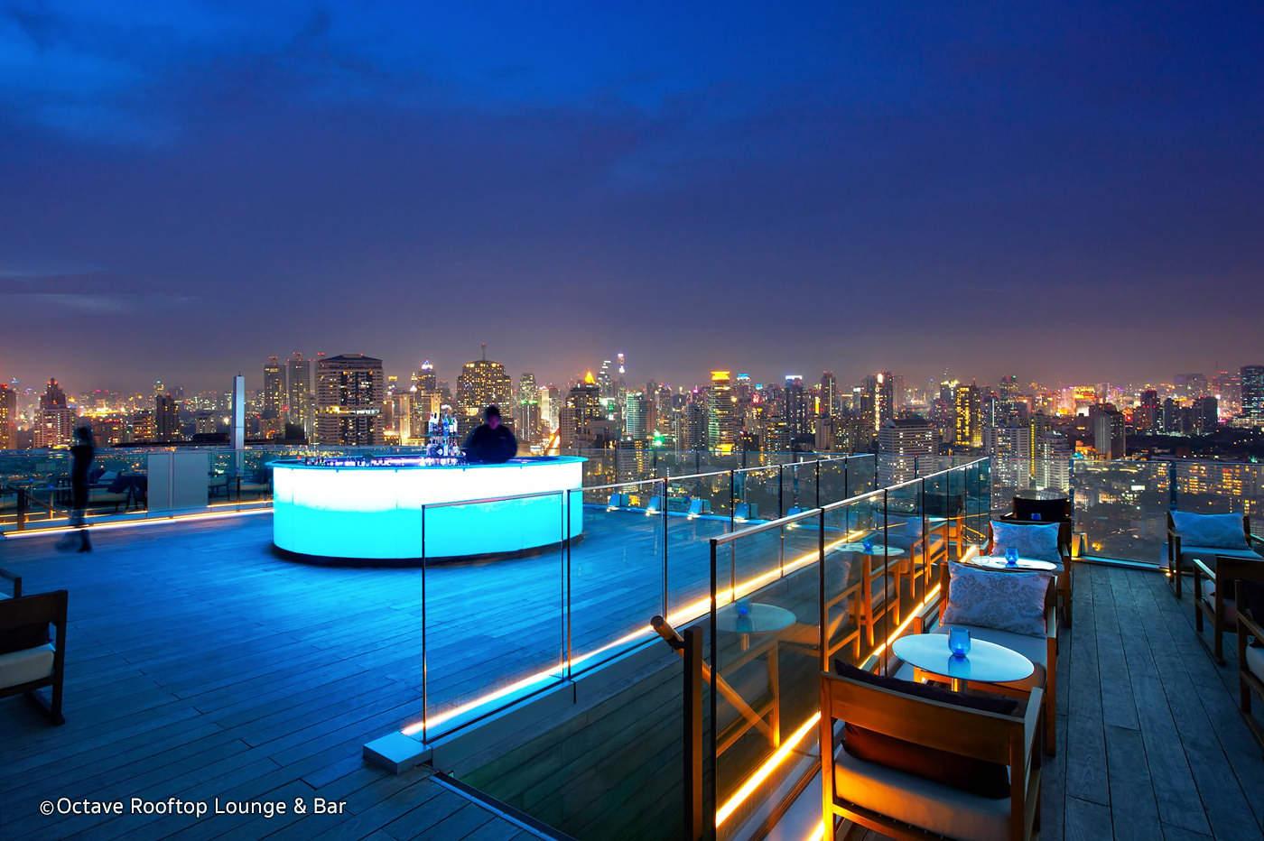 Die Besten Rooftop Bars In Bangkok Urlaub In Bangkok