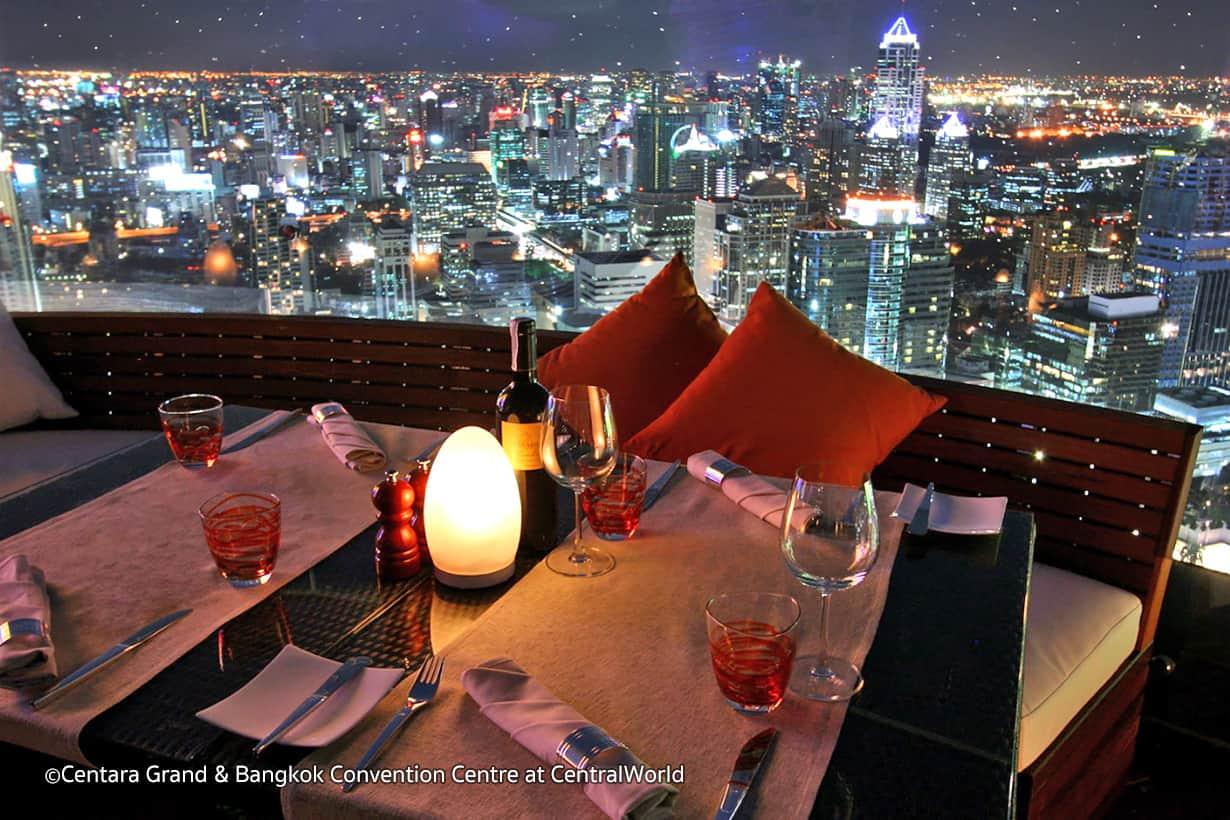 Bangkok Restaurant And Jazz Bar Buffet