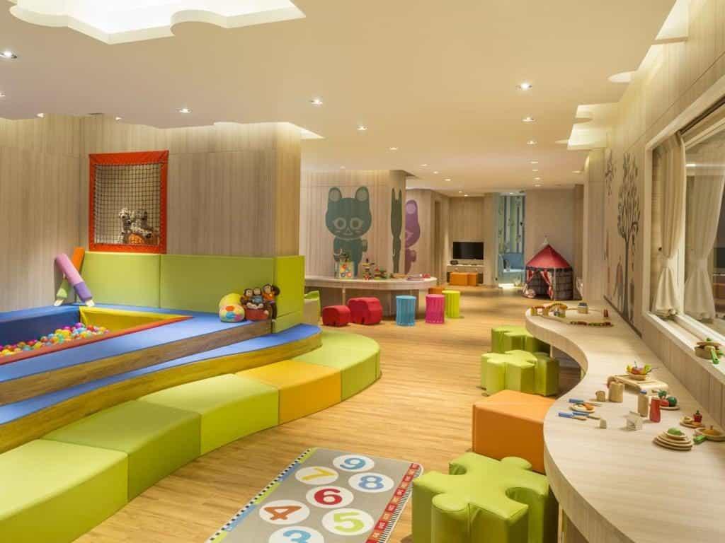 Siam Kempinski Kinderbetreuung Kids Club