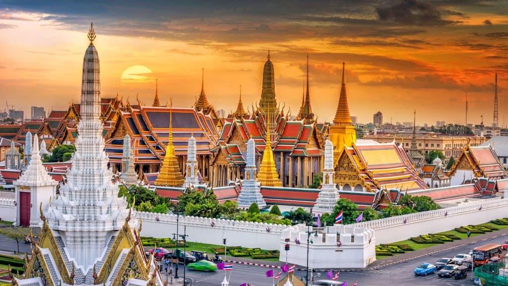 Top Sehenswürdigkeiten in Bangkok - Der Königspalast