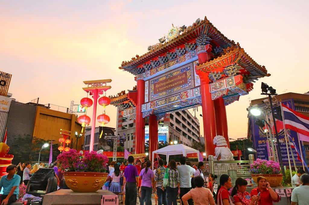 Sehenswürdigkeiten in Bangkok - Chinatown