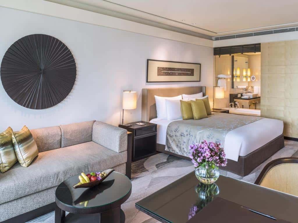 Das Siam Kempinski Hotel in Bangkok Erfahrungsbericht