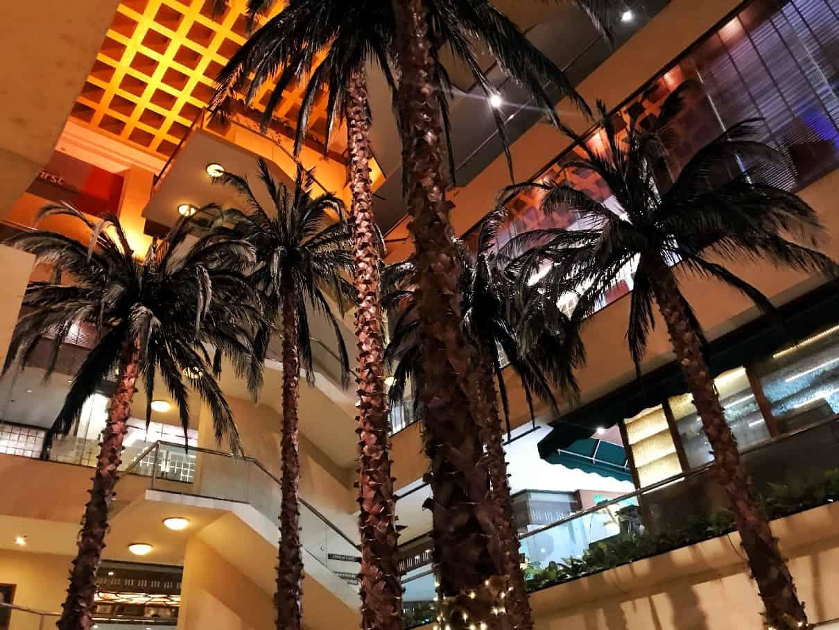Landmark Hotel Untergeschoss